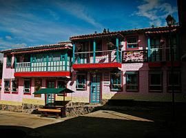 Casa Hotel Los Geranios, Duitama