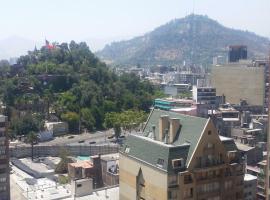 GT Departamentos Amoblados, Santiago