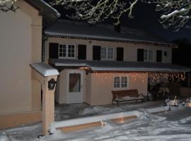 Gîte De France Du Gertal, Rimbachzell
