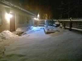 Villa Lovisa, Loviisa