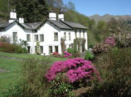 Foxghyll Country House B&B, Ambleside