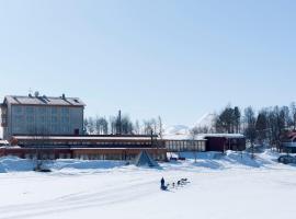 STF Saxnäsgården Hostel, Saxnäs
