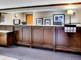 Hampton Inn Pittsburgh Greentree