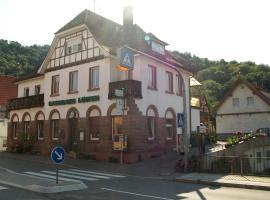 Gasthaus Löwen, Unterreichenbach