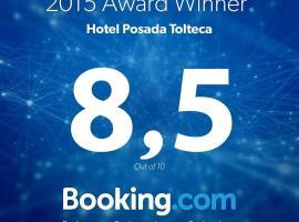 Hotel Posada Tolteca, Tula de Allende