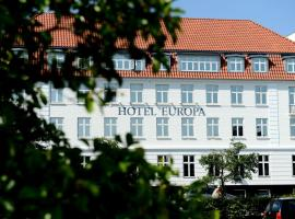 Hotel Europa, Åbenrå