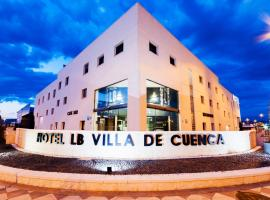 Hotel LB Villa De Cuenca, Cuenca