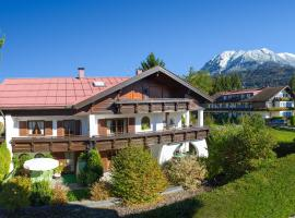 Haus am Fuggerpark, Oberstdorf