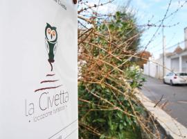 La Civetta B&B, אלברובלו
