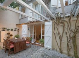 Charming home In old Antibes