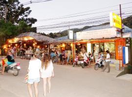 Jinda Hostel, Lanta-sziget