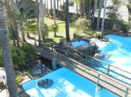 Tropical Gardens Motor Inn, Bundaberg