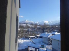 Hotel Balkana, Apriltsi