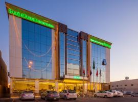 Burj Alhayah Hotel Suites Alfalah, Riyadh