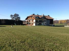 Ferme Bordbar B&B, Saint-Paul-en-Chablais