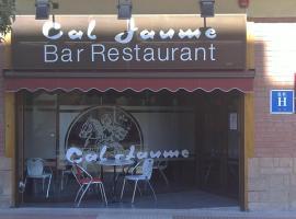 Hostal Can Jaume, Mollerussa