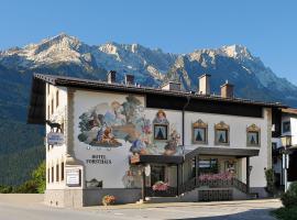 Hotel Forsthaus, Oberau