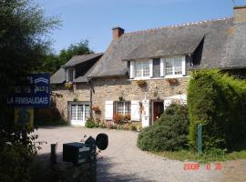 La Rimbaudais, Saint-Méloir-des-Ondes