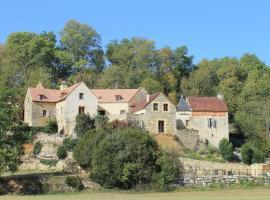 Holiday home Maison De Gaumier, Bouat