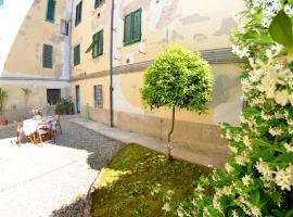 Apartment Sette Arti, Lucca