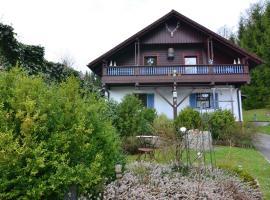 Apartment Im Bayerischen Wald, Saldenburg