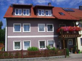 Apartment Am Schloss, Moosbach