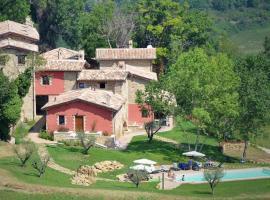 Holiday home Casa Della Vallata, Camerino