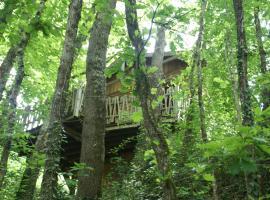 Holiday home La Cabane De Roman, Montesquieu