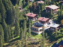 Holiday home Thaler Hütte 2, Hochfugen