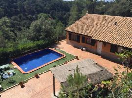 Holiday home Roure Monjo, La Bauma