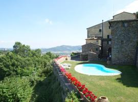 Apartment Borgo Montecolognola Granaio, Magione