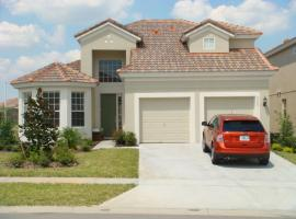 Windsor Hills Holiday Home 2500, Orlando