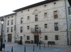 Arganzón Plaza, La Puebla de Arganzón