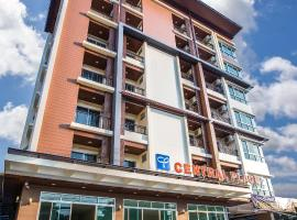 Central Place Serviced Apartment Angsila, Ang Sila