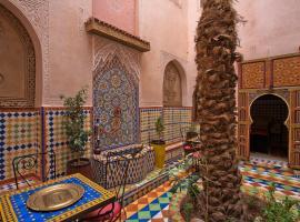 Riad Mostafa, Marràqueix