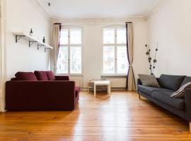 Cosy flat near the Alexander Platz, Berlin