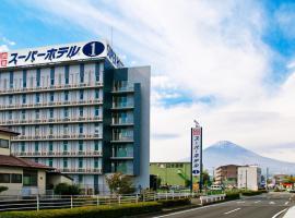 Super Hotel Gotenba - 1, Gotemba