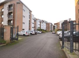 Luxury 2 Bed Flat in Didsbury, Manchester