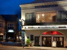 The Hippodrome, March