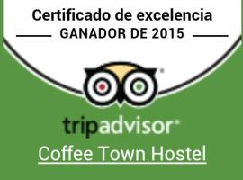 Hostel Coffee Town, Zipaquirá
