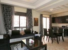 Appartement Soleil, Jnane el Morstane