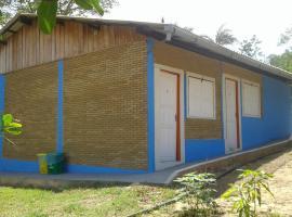 Amazon Eco Hostel, Iranduba
