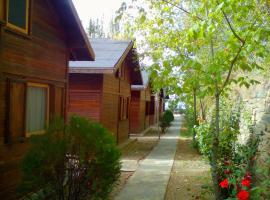 Alpujarras Camping, Laroles
