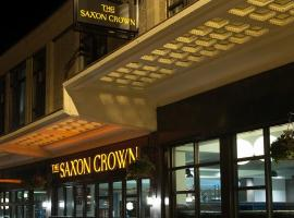 The Saxon Crown, Corby