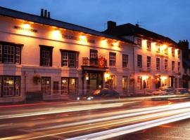 The Catherine Wheel Hotel, Henley on Thames
