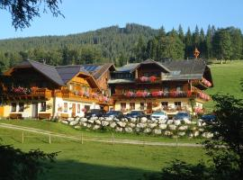 Bauernhof-Greimelbacherhof, Ramsau am Dachstein