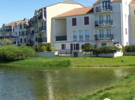 Apartment Berges, Bailly-Romainvilliers