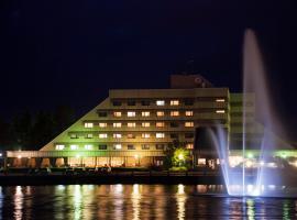 Hotel Druzhba, Vyborg