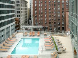 Luxury Apartments in Boston's Theatre District, Boston