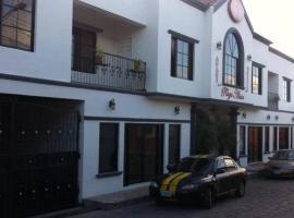 Hotel Plaza Alicia, Santa Rosa de Copán